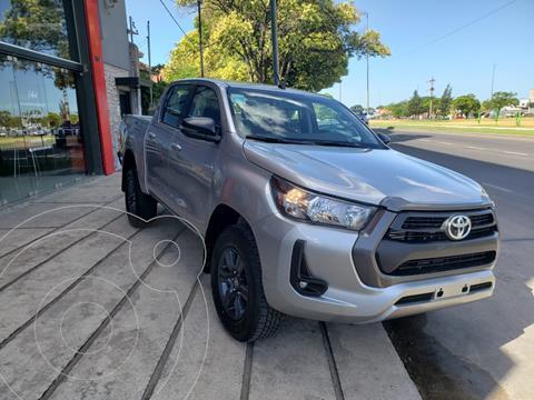 Toyota Hilux 2.8 4x4 SR TDi DC usado (2020) color Gris Oscuro precio $4.100.000