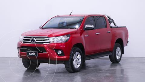 Toyota Hilux 2.8 4x2 SRV TDi DC usado (2017) color Rojo precio $4.610.000