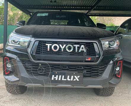 Toyota Hilux 4X4 Cabina Doble SRV 2.8 TDi Aut usado (2020) color Negro precio $5.600.000