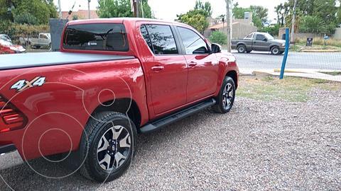 Toyota Hilux 2.8 4x4 SRV TDi DC Aut usado (2020) color Rojo Metalizado precio $2.800.000