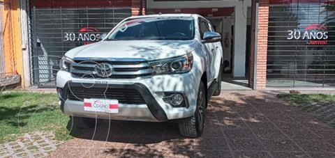 Toyota Hilux 2.8 4x4 SRV TDi DC usado (2016) color Blanco precio $4.290.000
