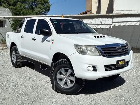 Toyota Hilux 2.5 4x4 DX DC usado (2015) color Blanco precio $1.650.000