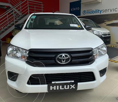 Toyota Hilux 2.4 4x2 DX TDi DC nuevo color Blanco financiado en cuotas(cuotas desde $39.244)