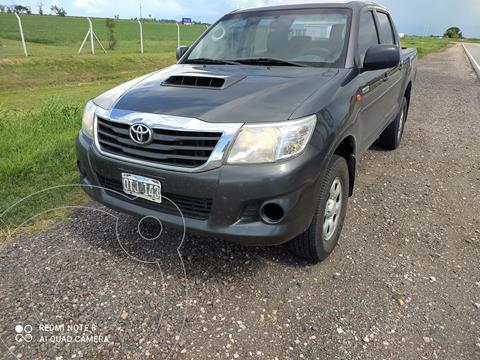 Toyota Hilux 2.5 4x2 DX TDi Pack DC usado (2015) color Gris Oscuro precio $2.200.000