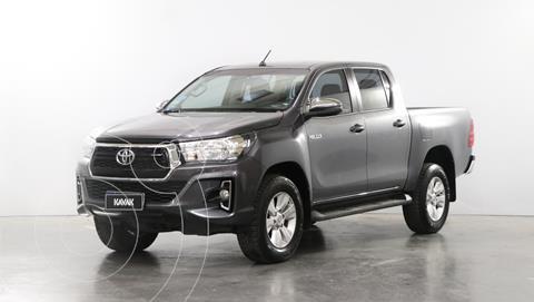 Toyota Hilux 2.8 4x2 SRV TDi DC usado (2019) color Gris Oscuro precio $5.440.000