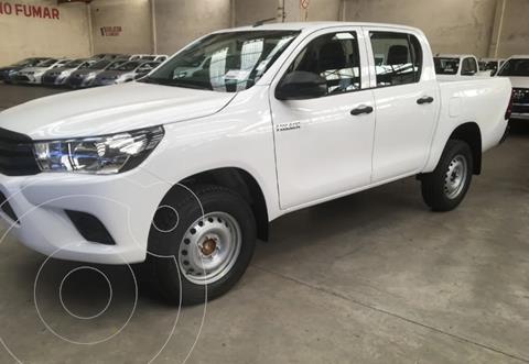Toyota Hilux 2.4 4x2 DX TDi DC nuevo color Blanco precio $3.660.000