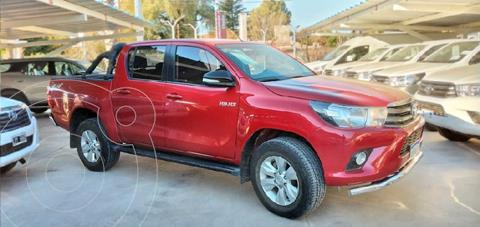 Toyota Hilux 2.8 4x4 SR TDi DC usado (2017) color Rojo precio $4.150.000