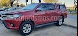 Toyota Hilux 2.8 4x2 SRV Pack TDi DC usado (2017) color Rojo precio u$s35.000