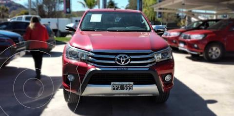 Toyota Hilux 2.8 4x4 SRX TDi DC usado (2016) color Rojo precio $5.100.000