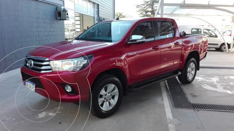 Toyota Hilux 2.8 4x2 SRV Pack TDi DC usado (2017) color Rojo precio $3.810.000