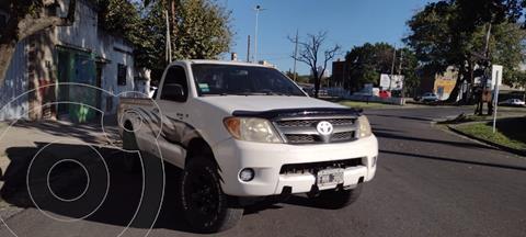 Toyota Hilux 2.5 4x4 DX SC usado (2006) color Blanco precio $1.360.000