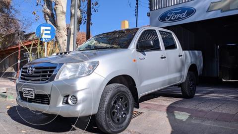 Toyota Hilux 2.5 4x2 DX DC usado (2012) color Gris Oscuro precio $2.390.000