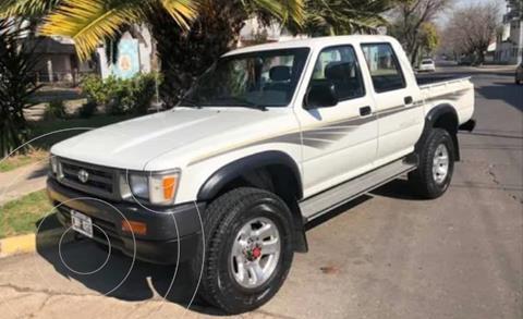 Toyota Hilux 3.0 4x4 SR TDi DC usado (1999) color Blanco precio $580.000