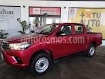 Foto venta Auto usado Toyota Hilux Cabina Doble Base color Rojo precio $309,000