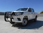 Foto venta Auto usado Toyota Hilux Cabina Doble Base color Blanco precio $310,000