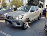Foto venta Auto usado Toyota Hilux Cabina Doble Base color Plata precio $319,000