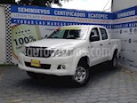 Foto venta Auto usado Toyota Hilux Cabina Doble Base (2015) color Blanco precio $259,000