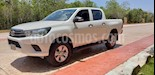 Foto venta Auto usado Toyota Hilux Cabina Doble SR (2016) color Blanco precio $265,000