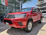 Foto venta Auto usado Toyota Hilux Cabina Doble SR (2016) color Rojo precio $295,000