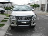 Foto venta Auto Seminuevo Toyota Hilux Cabina Doble SR (2014) color Plata precio $230,000