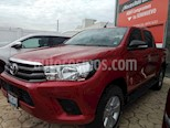 Foto venta Auto usado Toyota Hilux Cabina Doble SR (2017) color Rojo precio $320,000