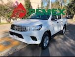 Foto venta Auto usado Toyota Hilux Cabina Doble color Blanco precio $135,000