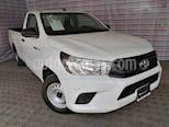 Foto venta Auto usado Toyota Hilux Cabina Sencilla Ac (2018) color Blanco precio $279,000