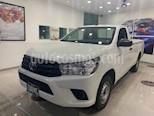 Foto venta Auto usado Toyota Hilux Cabina Sencilla (2018) color Blanco precio $279,000
