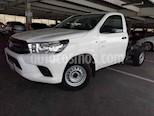 Foto venta Auto usado Toyota Hilux Chasis Cabina (2019) color Blanco precio $280,000