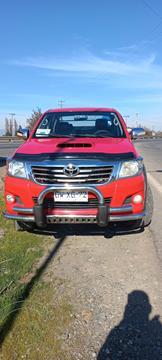 Toyota Hilux 2.4 4x4 DX Diesel usado (2015) color Rojo precio $16.500.000