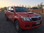 Toyota Hilux 3.0 4X4 Cabina Doble SRV usado (2014) color Rojo precio $11.900.000