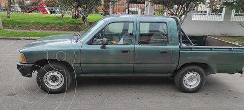 Toyota Hilux 2.5L 4x2 TDi DC usado (1993) color Verde precio $16.500.000