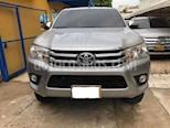 Toyota Hilux 2.8L Diesel 4x4 Aut usado (2018) color Gris precio $85.000.000