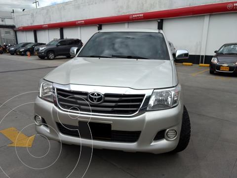 Toyota Hilux 2.7L 4x2 DC usado (2012) color Gris precio $68.000.000