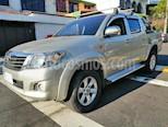 Foto venta Auto usado Toyota Hilux CS Pick-up 4x2  (2014) color Gris precio u$s8.000