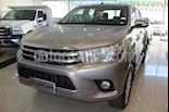 Foto venta Auto usado Toyota Hilux DLX 2.8 D/C  4x4 A/A - D/H (2017) color Gris Claro precio $850.000