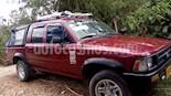 Foto venta Carro usado Toyota Hilux DobCab4x2STDPub (1996) color Rojo precio $18.000.000