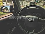 Toyota Hilux 2.7L 4x2 CD usado (2018) color Negro precio u$s31.500