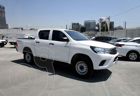 foto Toyota Hilux Cabina Doble Base usado (2019) color Blanco precio $379,990