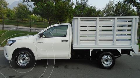 Toyota Hilux Cabina Doble SR usado (2020) color Blanco precio $319,900