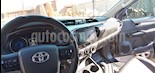 Toyota Hilux Cabina Doble Diesel 4X4 Aut usado (2018) color Gris precio $450,000