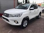 Toyota Hilux Cabina Doble usado (2016) color Blanco precio $380,000