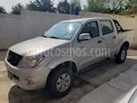 Toyota Hilux Cabina Doble usado (2011) color Blanco precio $128,000