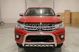 Toyota Hilux 3.0L TD 4x4 CD SRV usado (2016) color Rojo precio $12,500
