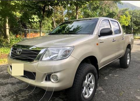 Toyota Hilux 3.0L TD 4x4 C-D SRV usado (2013) color Gris precio $34,500