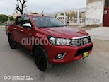 Toyota Hilux 2.4L Tdi 4x2 CD SR usado (2019) color Rojo precio $6,800