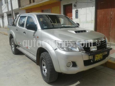 Toyota Hilux 4x4 C-D  GX Gas usado (2013) color Marron precio u$s4,655