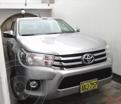 Toyota Hilux 2.8L Tdi 4x4 CD SRV usado (2016) color Plata precio u$s8,200