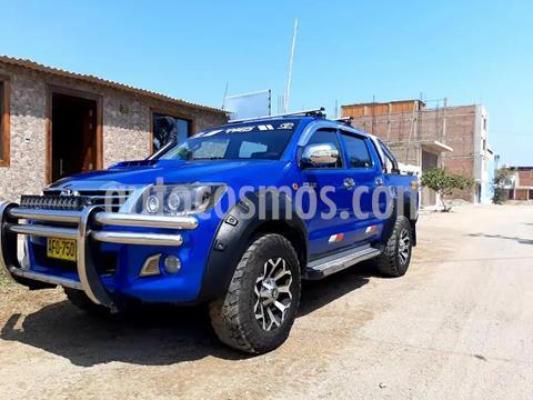 Toyota Hilux 4x4 C-S Diesel usado (2013) color Azul precio u$s5,600