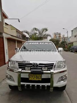 Toyota Hilux 2.4L Tdi 4x2 CD SR usado (2014) color Blanco precio u$s10,400